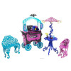 Monster High Scaris: City Of Frights - Cafe Cart