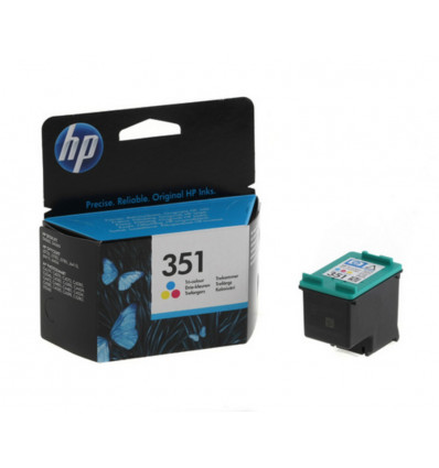 HP 351 Cartridge Officejet Color 3.5ML - CB337EE - OJ5780