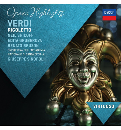 VERDI RIGOLETTO HIGHLIGHTS - SHICOFF