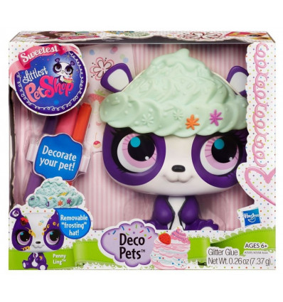 Littlest Pet Shop Deco Pets - assorti