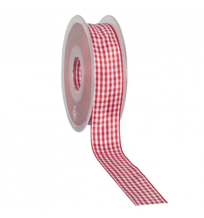 PL VICHY WOLVEN EDGE 25mm x 25M ROOD