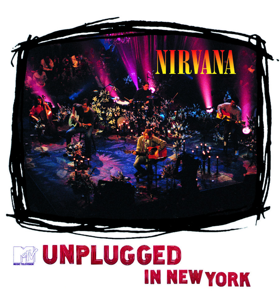 Nirvana - MTV Unplugged 1LP + Download - Supra Bazar | U ...