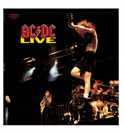 AC/DC - Live 2LP Collector's Edition