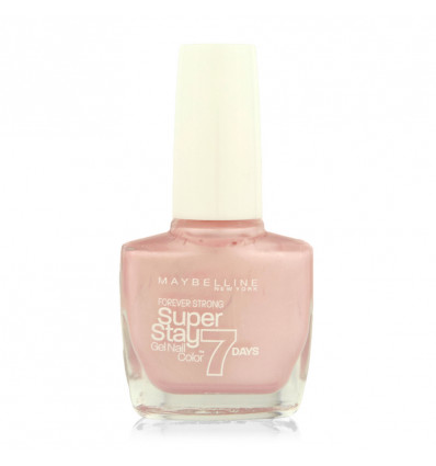 NAGELLAK - TENUE&STRONG GEMEY/MAYBELLINE - PORCELAINE 078