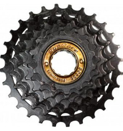 Sunrace Vrijwiel 5-speed 14-24