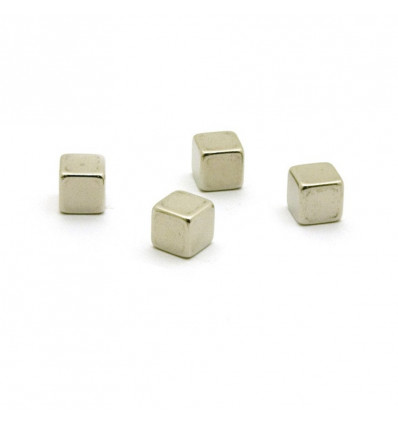 Trendform Magneten - Magic Cube - 4stuks