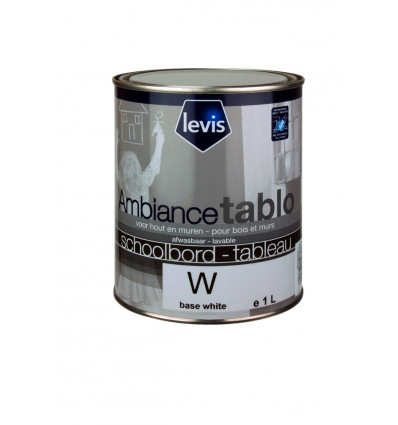 LEVIS AMBIANCE TABLO WATERGEDRAGEN - C MIX BASIS - BORDVERF
