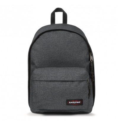 "RUGZAK - OUT OF OFFICE - 44x29.5x22cm BLACK DENIM - 27L - 14"" SLEEVE - NOOS"