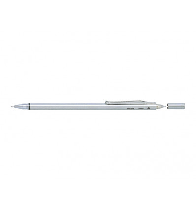 Pilot Birdie Twin - 0.27mm Balpen en Vulpotlood - Inox - H-575