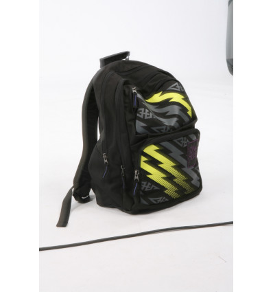 RUGZAK THE LOCKER - 24L QUIKSILVER - THUNDERSTRUCK YELLOW