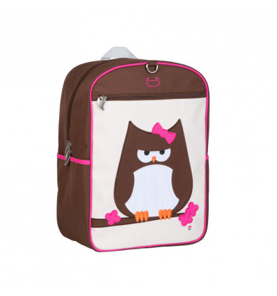 RUGZAK BIG KID - 38x27x15cm BEATRIX N.Y. - PAPAR - OWL