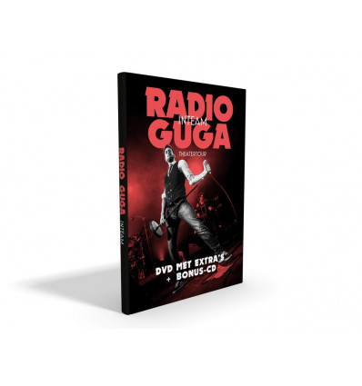 GUGA BAUL 1DVD+CD RADIO GUGA