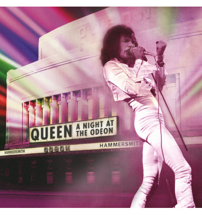 Queen - An Night at The Odeon CD