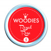 Woodies Inktpad - Royal Rose