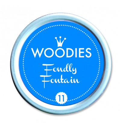 Woodies Inktpad - Fondly Fontain