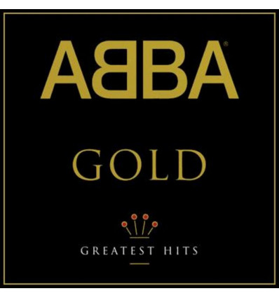 ABBA 1CD GOLD - GREATEST HITS