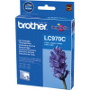 INKJET CARTRIDGE - CYAAN BROTHER - LC970C - DCP135C