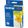INKJET CARTRIDGE - YELLOW BROTHER - LC970Y - DCP135C