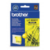 INKJET CARTRIDGE - YELLOW BROTHER - LC1000Y - DCP130C