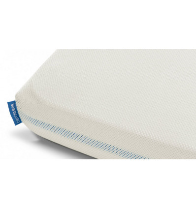 Aerosleep Hoeslaken Sleep Safe -60x120CMEcru - Speciaal Luchtdoorlatend