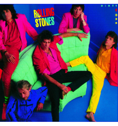 The Rolling Stones - Dirty Work 1CD