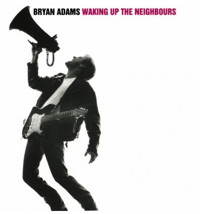 Bryan Adams - Waking Up The Neighbours CD