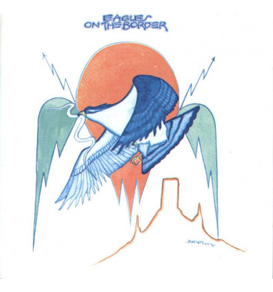 Eagles - On The Border CD
