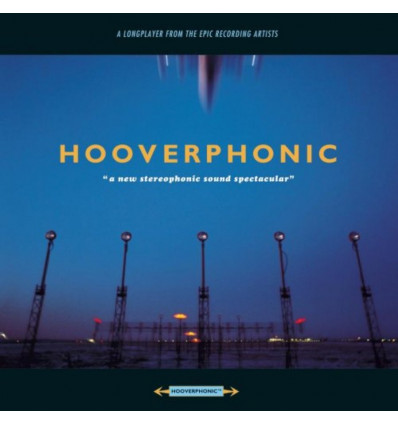 Hooverphonic - A New Stereophonic Sound Spectacular CD