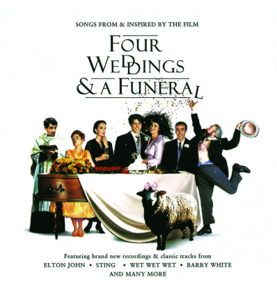 Four Weddings & A Funeral - Soundtrack CD