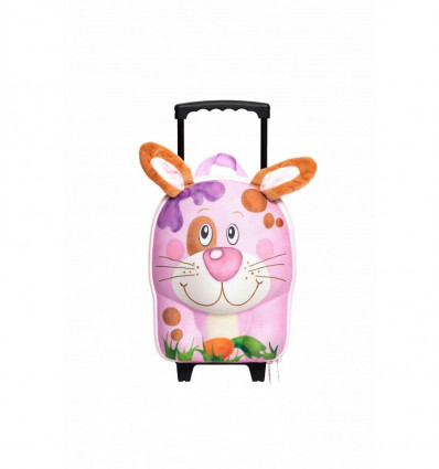 TROLLEY SMALL - RABBIT - 24x36x15cm OKIEDOG - WILDPACK