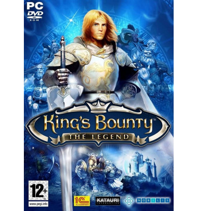 PC King's Bounty: The Legend - Collector's Edition