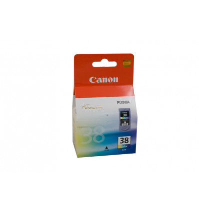 INKJET CARTRIDGE - COLOR CANON - CAN38 - CL38 - IP2500 - 9ML