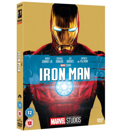 Iron Man DVD Marvel