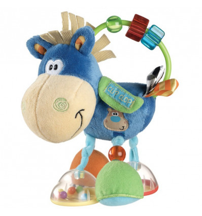 PLAYGRO ACTIVITY RATTLE CLIP CLOP TOYBOX