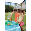 FISH 'N SPLASH WATER TABLE, WATER TAFEL MET HENGEL EN VISSEN, 8 ACC.