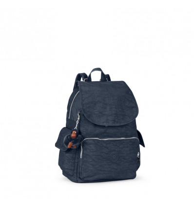RUGZAK - CITY PACK - 27x13x16cm KIPLING - BASIC TRUE BLUE