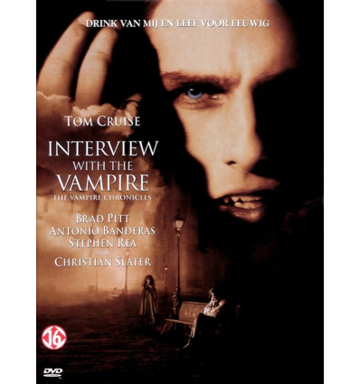 INTERVIEW WITH THE VAMPIRE 1DVD