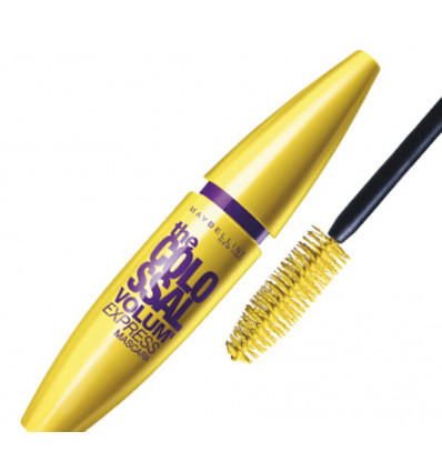 Maybelline Mascara VolumExpress ColossalGlam Black