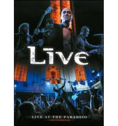 LIVE 1DVD LIVE @THE PARADISO IN AMSTERDAM