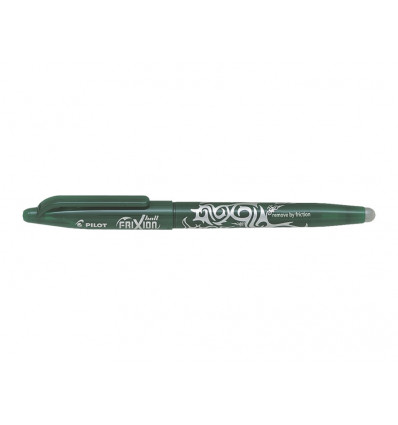 Pilot FriXion Ball BL-FR7 - 0.7mm Groen - Uitwisbare Rollerball - Tribal