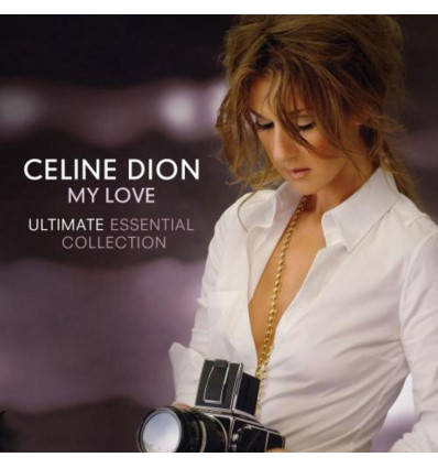 Celine Dion - My Love CD Essential Collection