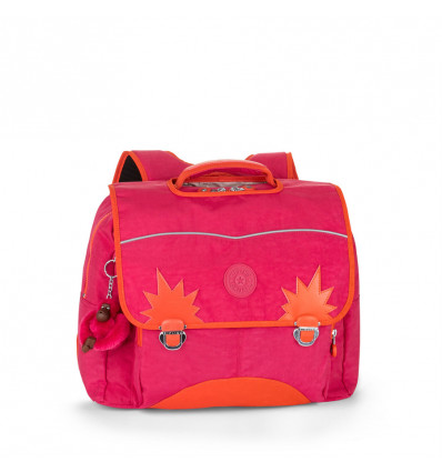 Kipling Iniko Boekentas Strawberry Ice C