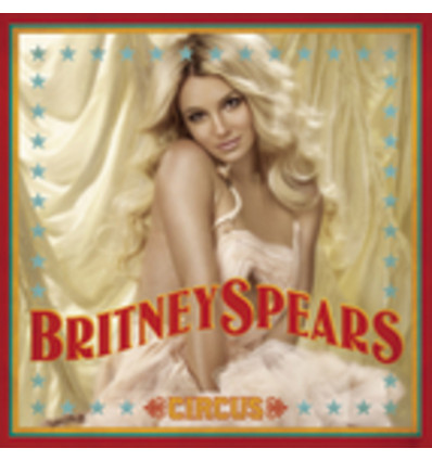 BRITNEY SPEARS 1CD CIRCUS