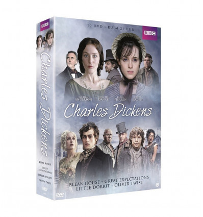 Charles Dickens - Collection 10DVD Box