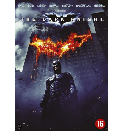 Batman: The Dark Knight 1DVD