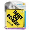 SAFETY FIRST - BABY ON BOARD