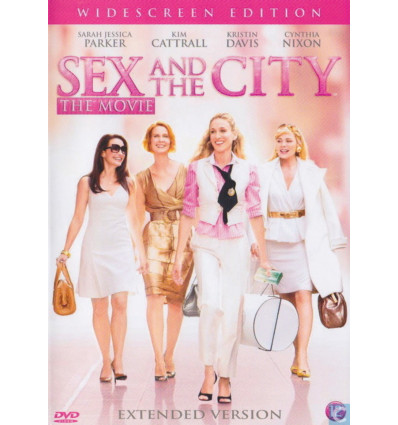 SEX AND THE CITY 1DVD THE MOVIE