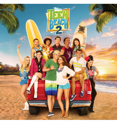Teen Beach 2 - Original Soundtrack 1CD