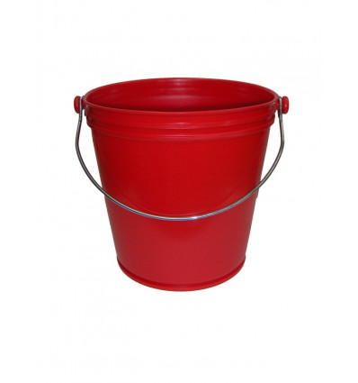 Keeeper Emmer 10L Extra Zwaar - Cherry-Red