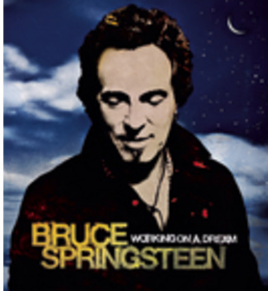 BRUCE SPRINGSTEEN 1CD WORKING ON A DREAM
